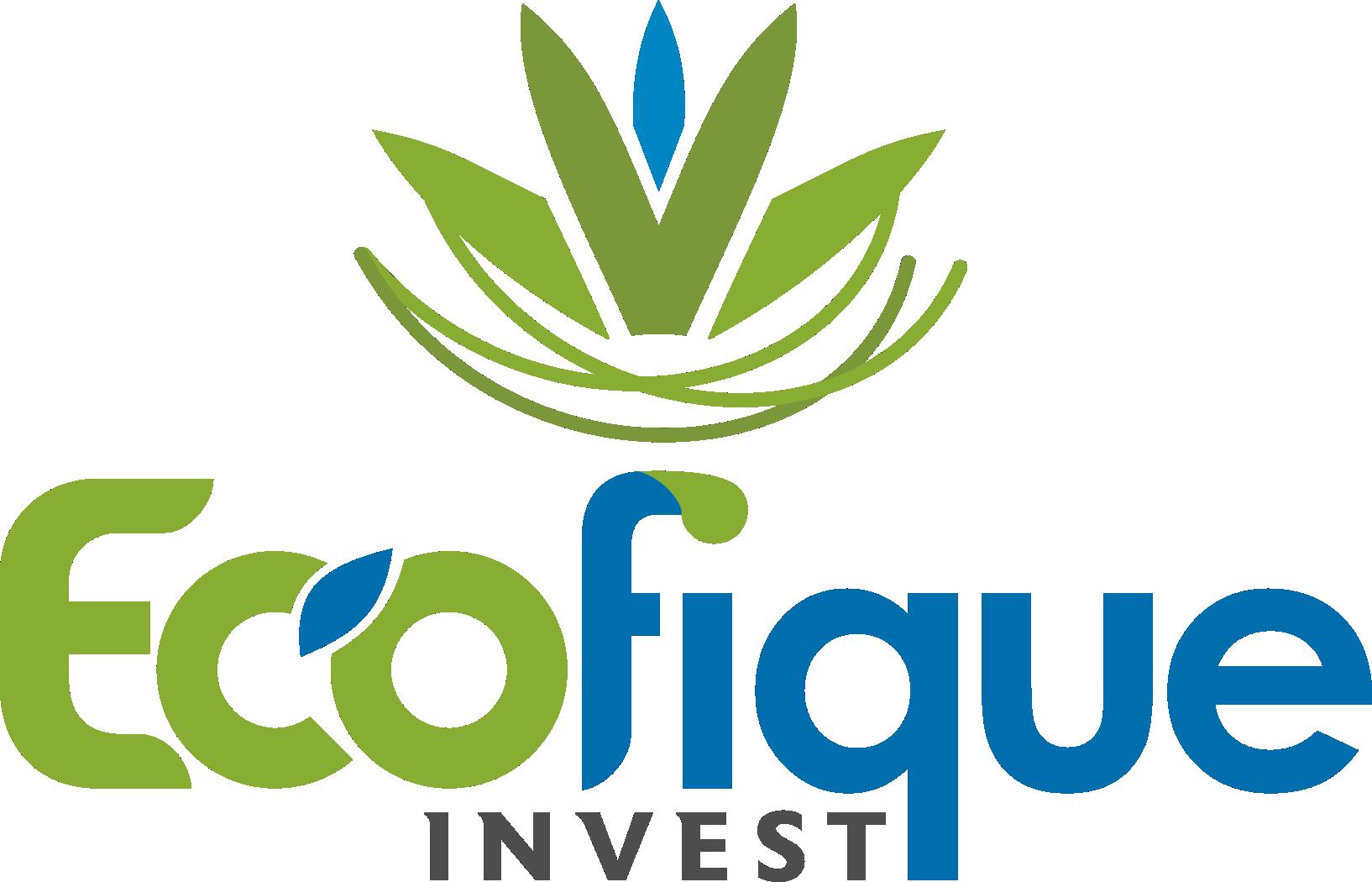 Logo EcoFique Invest PNG